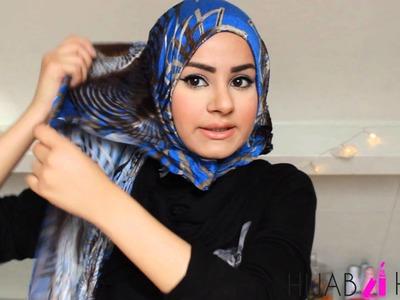 Simple Hijab Tutorial!