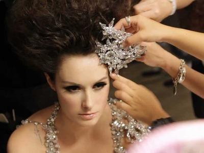 The 2013 Crystal wedding dress tidbits articles, SMIL dress Netherlands