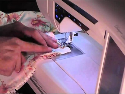 Using your AccuQuilt Die Cutter to make a Rag Quilt