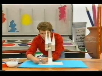 Art Attack clip 14  FANTASY CASTLE.flv