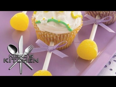 BABY RATTLE CUPCAKES - VIDEO RECIPE