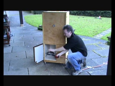 Build Your Own Smoker - Part 1 How To Build Your Own Smoker In A Weekend