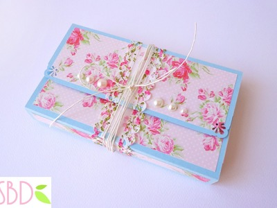 Come nasce un progetto Scrap.How a Scrap project is born: Wallet Mini Album