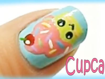 Cupcake Nails Tutorial