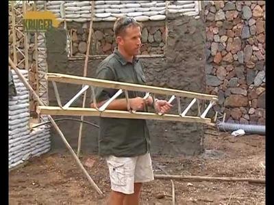 Ecosteps - How to build a sandbag house eco-friendly