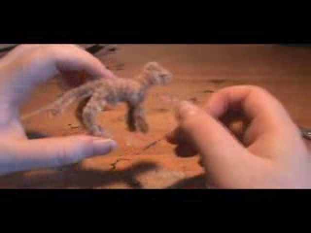 EG's Pipecleaner Animal Tutorial!