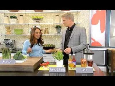 Foods That Cure - Peggy Kotsopoulos on the Steven & Chris Show (CBC)