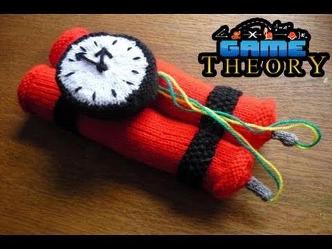 Game Theory: Kirby's Epic Yarn, Yarn Bombing
