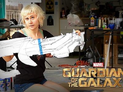 Guardians of the Galaxy: Rocket Raccoon's Gun with CommanderHolly