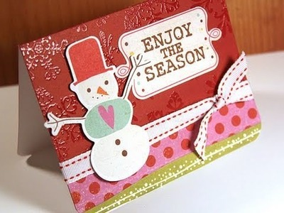 Holiday Card Series 2010 - Day 1