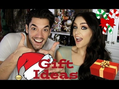 Holiday Gift Ideas for GUYS with Brett! +Bloopers