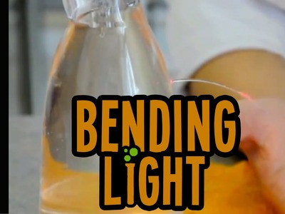 How to BEND light !!