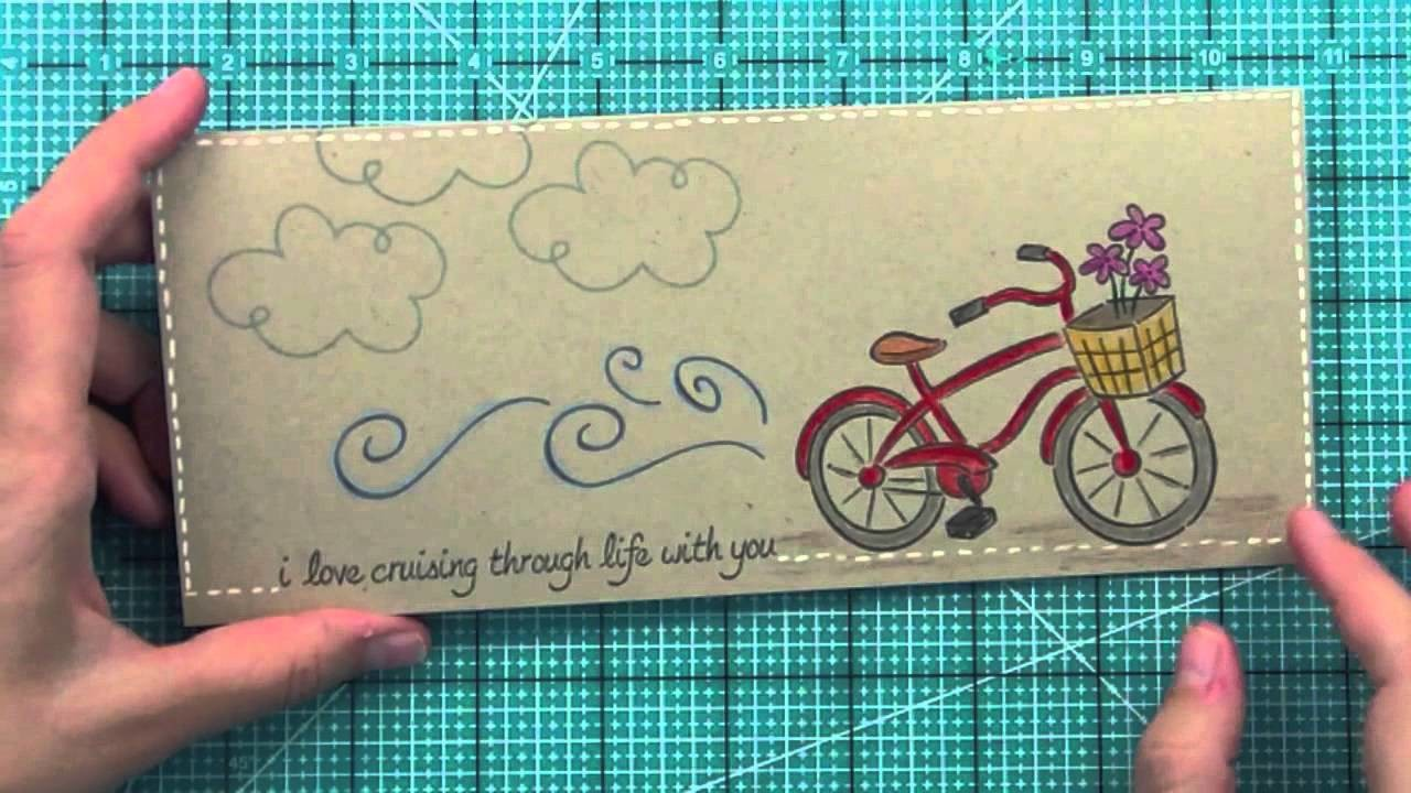 How to: fix white gel pen mistakes & a card from start to finish
