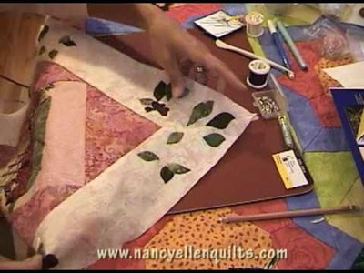 How To Hand Applique - Part Two