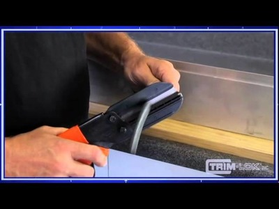 How to Install Edge Trim