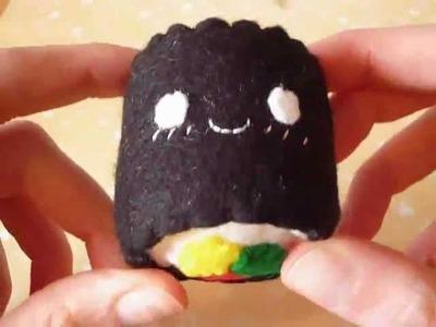 How to Make a Kawaii Sushi Plush! :3