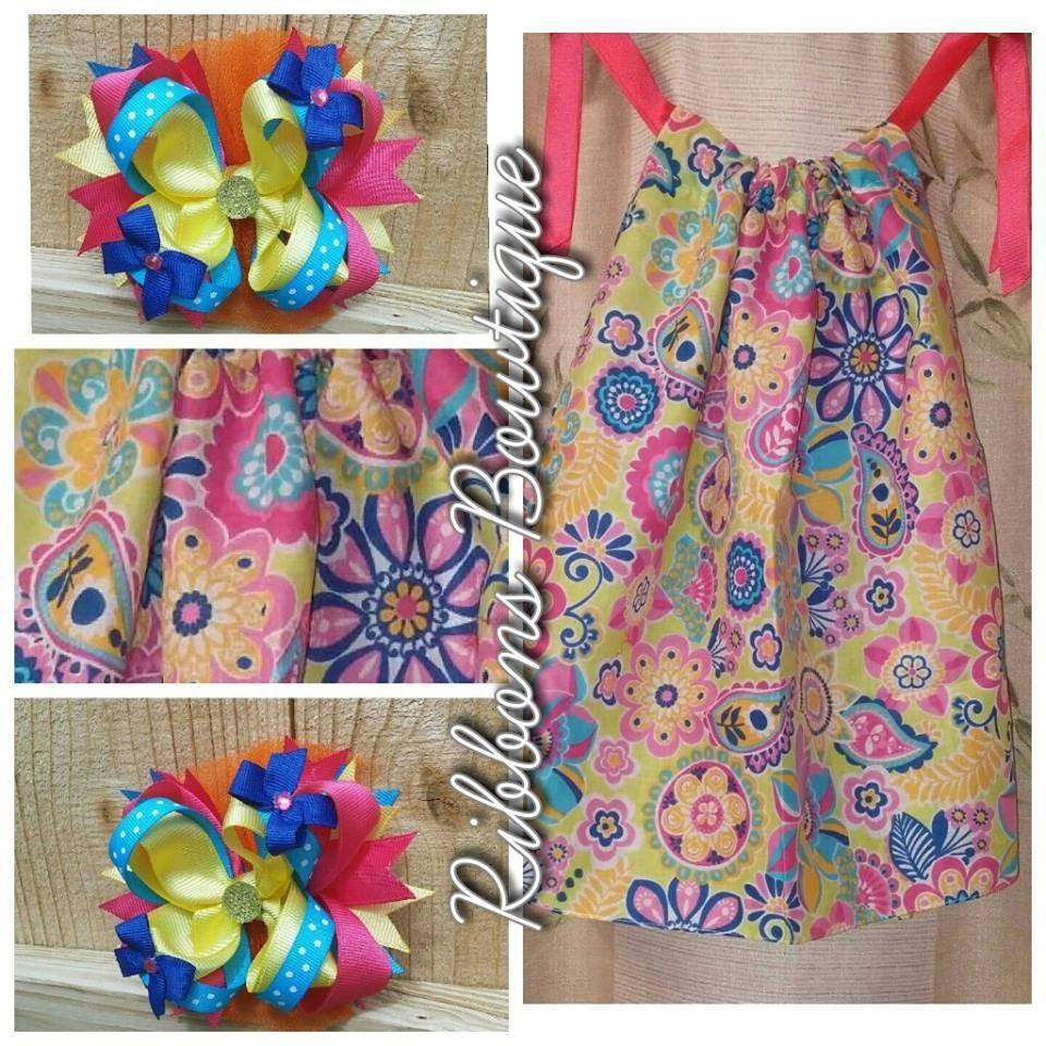 "HOW TO: Make a SUPER EASY ""Bandana"" Dress!"