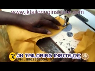 How to Make Designing Blouse
