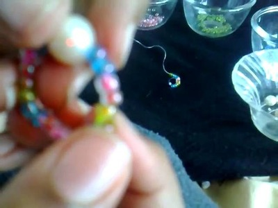 How to make fancy jewellery at home-by Riya