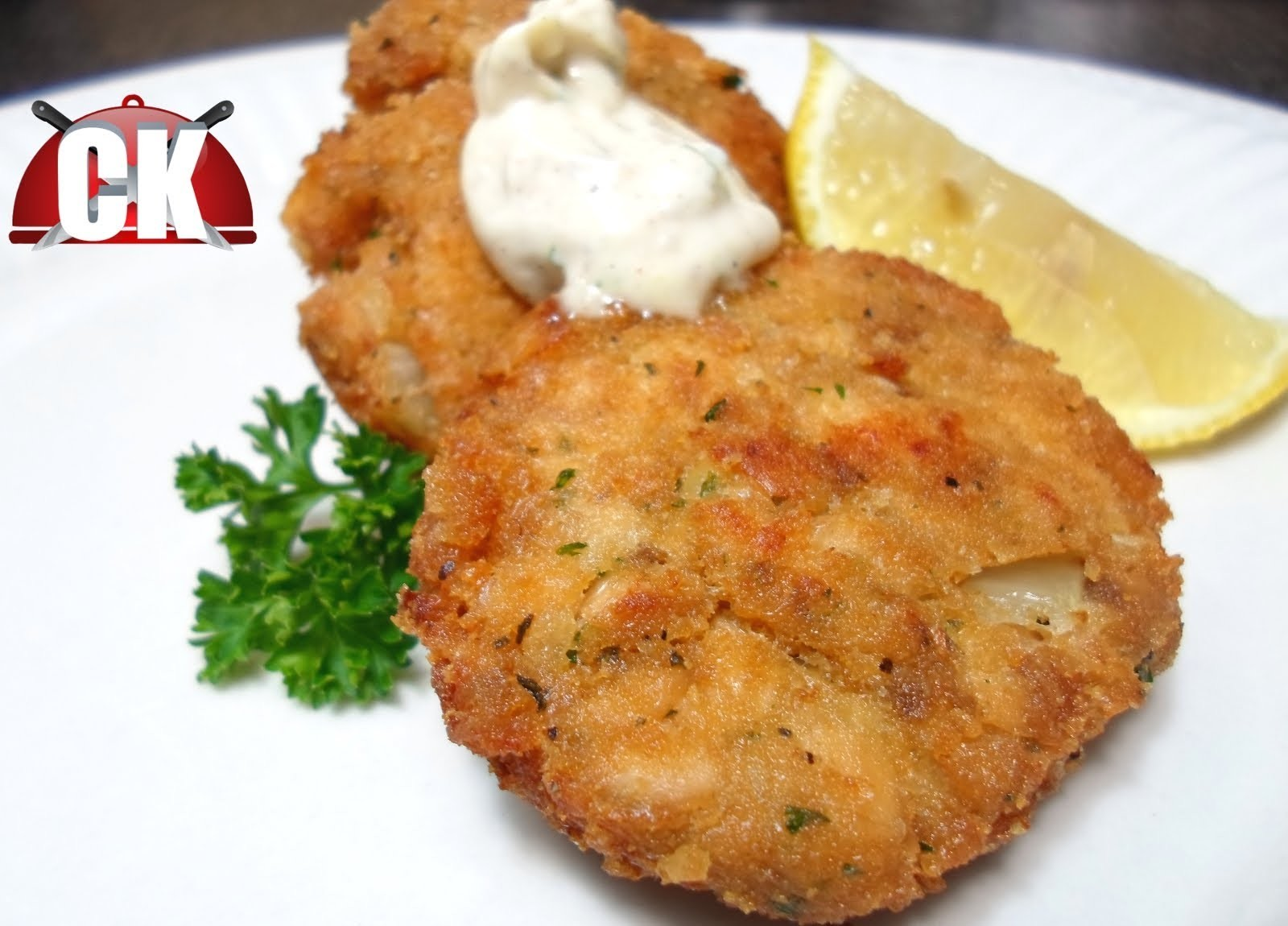 How to make Salmon Croquettes - Easy Cooking!