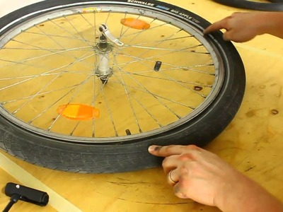 How to properly seat a tire in a rim - tutorial