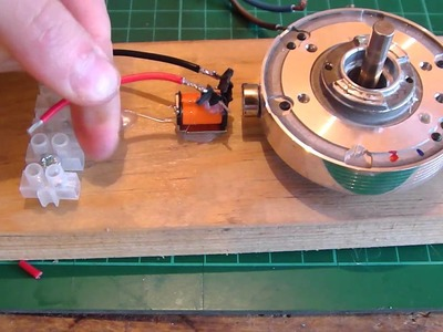 How to: reed switch motor tutorial guide