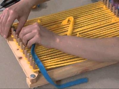 How to Start Weaving