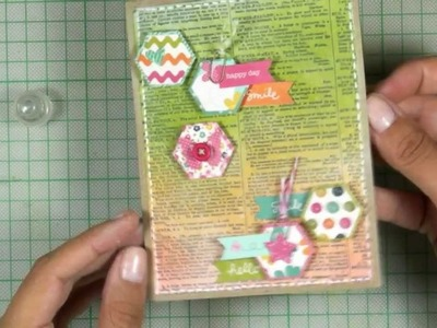 How-to video: Hexagons