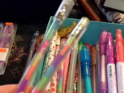 Jumbo Journaling Haul (Journals, Pens, Stickers, Washi Tape)