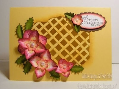 Lattice card front