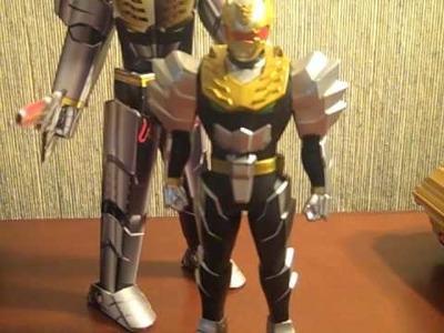LOLReview: SHS06 - GoseiKnight (Tensou Sentai Goseiger)