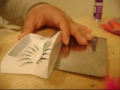 Make Your Own Feather Lashes!