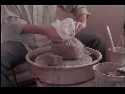 Make Your Own Pottery- #1 How to Prepare Pottery Clay