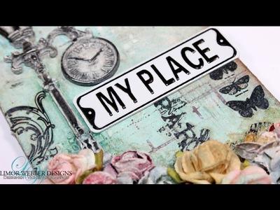 "Mixed media tag: ""my place"""