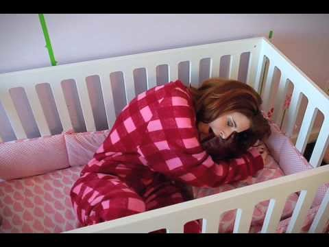 Mom steals baby's crib