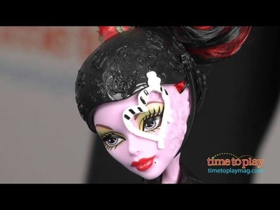 Monster High Skultimate Roller Maze Operetta from Mattel