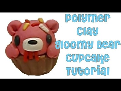 Polymer Clay Tutorial Gloomy Bear X Cupcakel.