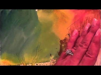 Preview Watercolor for Beginners (Episode 4): Barnyard with Jan Fabian Wallake