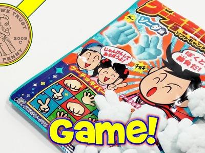 Puchitto Kudamono Rock Paper Scissors Candy, I Can't Win!