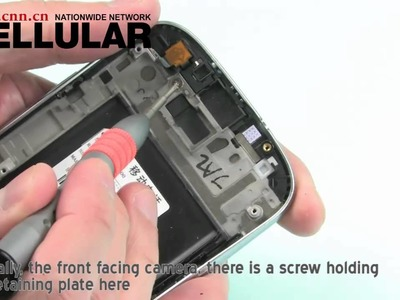 Samsung i9300 Galaxy S III complete disassembly and reassembly DIY directions