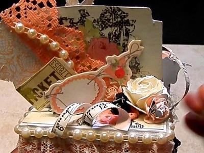 SHABBY CHIC - EXPLOSION BOX - PRIMA LYRIC