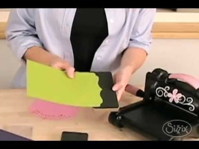 Sizzix - What Are Tim Holtz On the Edge Dies
