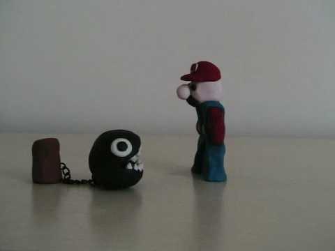 Super Mario Clay World 3