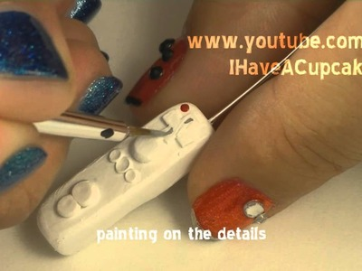 Wii Controller Charm