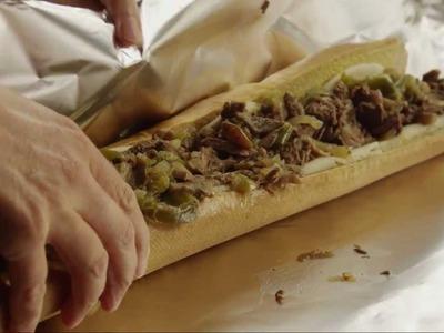 Beef Recipe - How to Make Steak Sandwiches