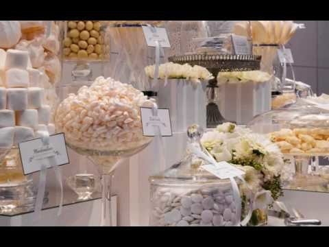 Candy Buffet for the ISES Gala White Party