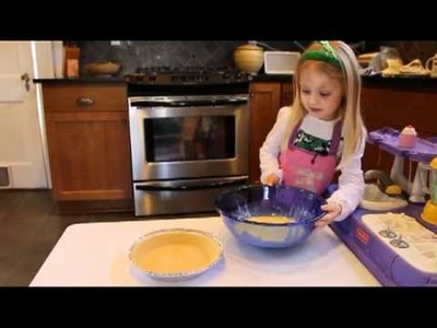 Cooking With Camille - Key Lime Pie