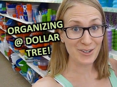 DOLLAR TREE SHOPPING VLOG! | Best Organizing Products!