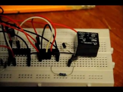 Electronic Tutorial#1_How to make a CLAP ON - CLAP OFF Circuit From Scratch