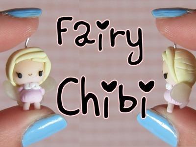 Fairy Chibi Tutorial: Polymer Clay Charm.